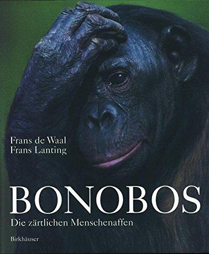 Bonobos - Die zärtlichen Menschenaffen