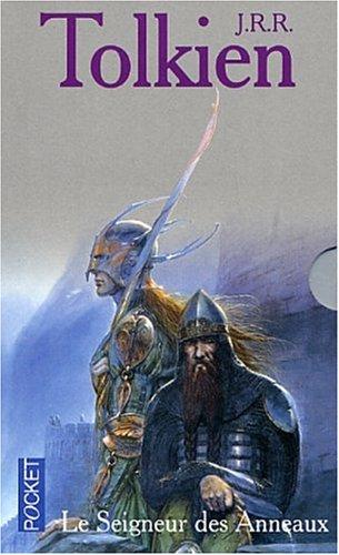 Les Seigneur des Anneaux, coffret de 3 volumes