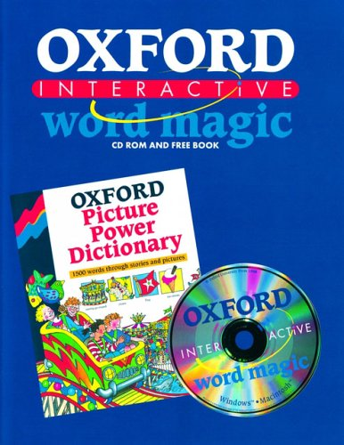 OXFORD INTERACTIVE WORD MAGIC. CD-Rom and free book