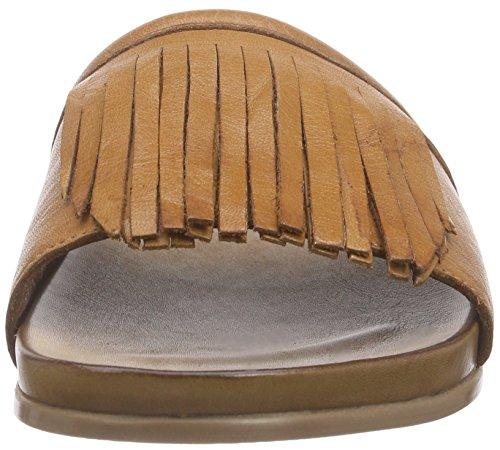 Inuovo6023 - Sandali Donna Marrone (Marrone (Coconut))