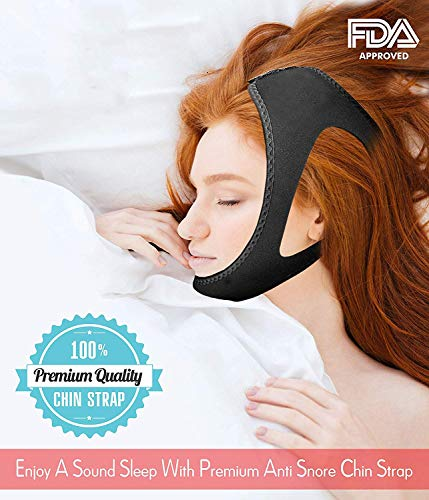 Best Anti Snore Snoring Chin Strap Devices, Anti Snoring Snore Chin Strap  Large Bangbreak Duzel, Best Anti My Snoring Snore Solution, Resmed Cpap