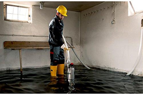 Metabo DP 28-10 S Inox Schmutzwasserpumpe - 5