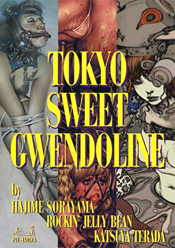 Tokyo Sweet Gwendoline por Hajime Sorayama