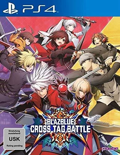 Blazblue Cross Tag Battle PS-4