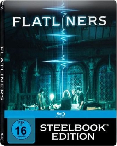 Flatliners (Limited Steelbook Edition)