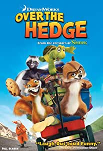 Over the Hedge [DVD] [2006] [Region 1] [US Import] [NTSC]