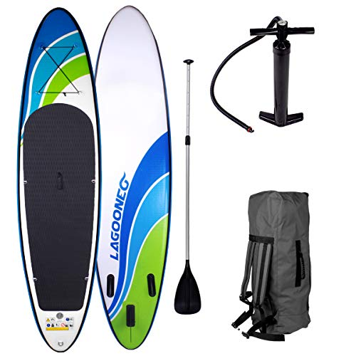 BRAST SUP Board Stand up Paddling Board SPEED 320 im Test