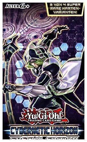 Konami Yu-Gi-Oh! Cybernetic Horizon Special Edition - 1 Box - Deutsch -