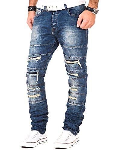 Redbridge - Jeans - Homme bleu foncé