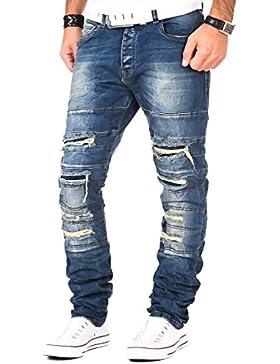 Redbridge RBC by Cipo & Baxx Jeans M4028 Dunkelblau