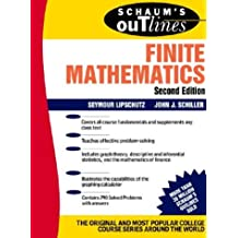 Schaum's Outline of Theory and Problems of Finite Mathematics