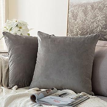 """LUXE VELOURS HOUSSE DE COUSSIN Crush Design Canapé Maison Pillow 18/"""" 24/"""" 30/"""""""