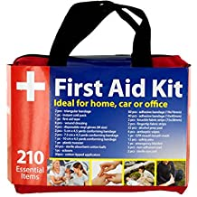 First Aid Kit in Easy Access Carrying Case - OL377