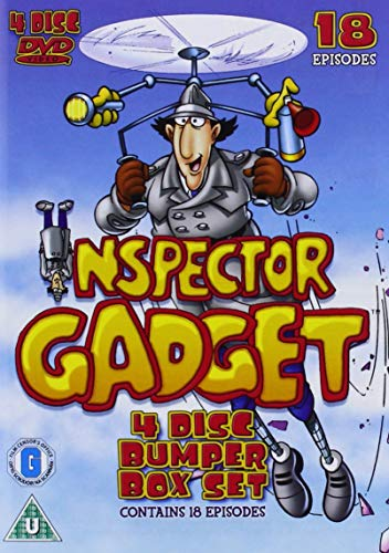 Inspector Gadget Box Set [DVD]