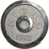 Emfil iron Gym Weight Plate dumbbell 10 kg