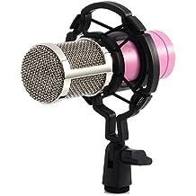 YooYoo BM–BM–800condensatore audio Microfono di registrazione con Shock Mount,