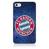 coque-personnalisable Coque pour IPHONE 5C Bayern Munich Club Football emblème Fond...