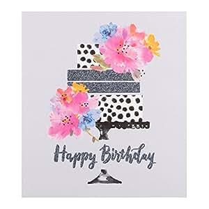 Hallmark Birthday Card 'Cake' - Medium