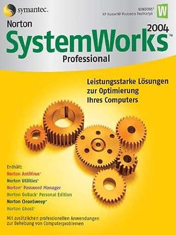 Norton SystemWorks 2004 Professional Edition