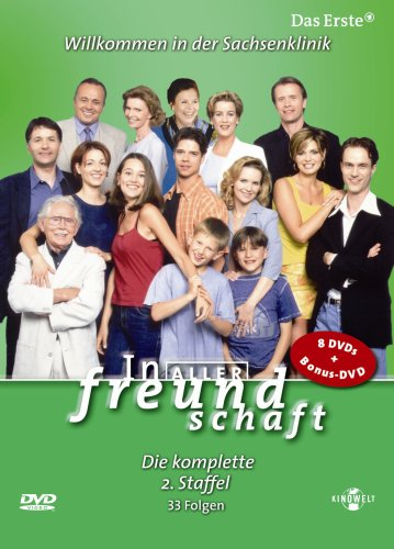 Staffel 2 (9 DVDs)