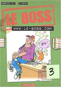 """Afficher """"WWW.le boss. com"""""""