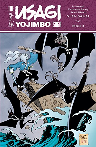 Usagi Yojimbo Saga - Volume 3