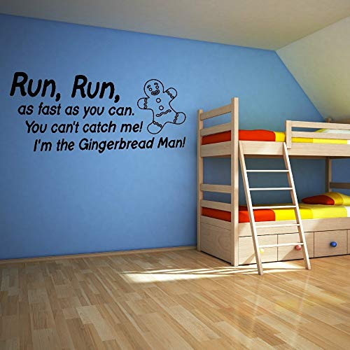 WWYJN 2019 Top Fashion Time-Limited Home Decoration Accessories Wall Sticker Children's Room Vinyl Wall Art Sticker Decal Quote Gray 58 X 25 cm (2019 Halloween Vans)