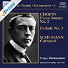 Rachmaninov, Sergei: Piano Solo Recordings, Vol. 1 - Victor Recordings (1925-1942)