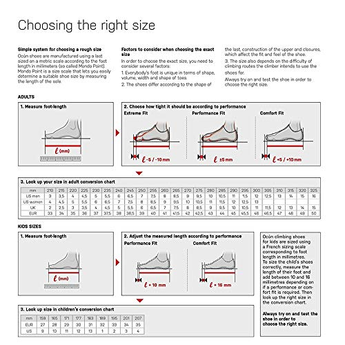 Ocun Crest LU Climbing Shoes Green Schuhgröße EU 41 2019 Kletterschuhe - 2