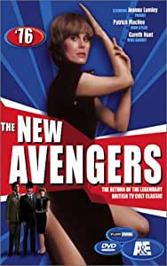 New Avengers 76-77: Season One [DVD] [1976] [Region 1] [US Import] [NTSC]