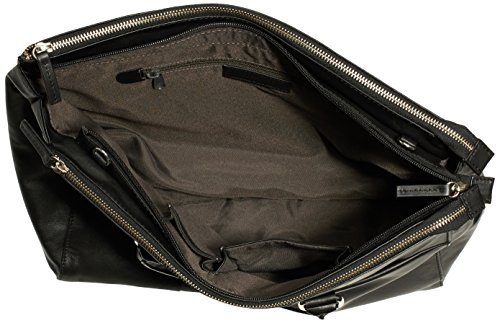 Gerry Weber Piacenza Business Shopper 4080003240 Damen Shopper 38x28x14 cm (B x H x T) Schwarz (Black 900)