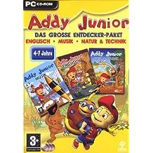 Addy Junior - Das grosse Entdecker-Paket