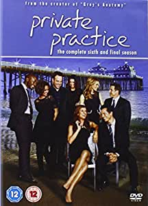 Private Practice - Season 6 [DVD]