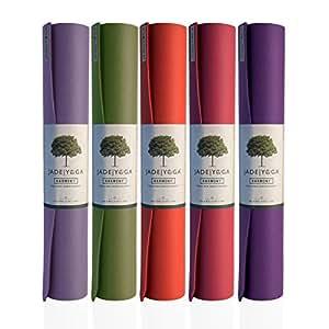 Jade Yoga Harmony Professional-Raspberry-5mm x 173cm