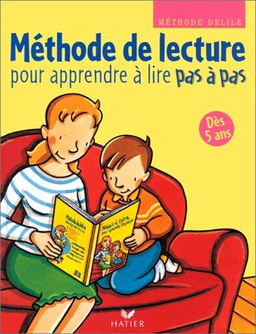 Mthode de lecture, ds 5ans : Pour apprendre  lire pas  pas