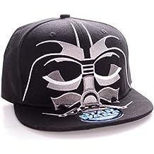 Star Wars 599386031 - Gorra máscara darth vader negra