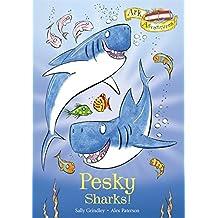 Pesky Sharks! (Ark Adventures)