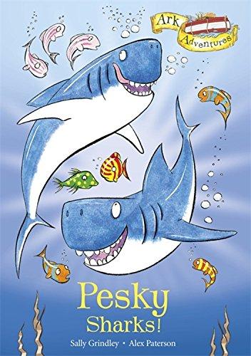 Pesky sharks!