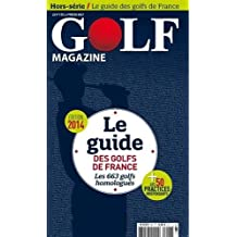 Le guide des golfs de France 2015
