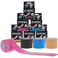 Ziatec Pre-Cut Kinesiologie Tape - vorgeschnittenes Kinesiologietape - viele Farben - Physio-Tape - Sport-Tape... preisvergleich bei billige-tabletten.eu
