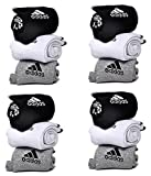 #6: Adidas Premium Quality Ankle Cotton Socks (Pack of 6 Pair)