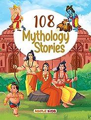 108 Mythology Stories (Illustrated) for children