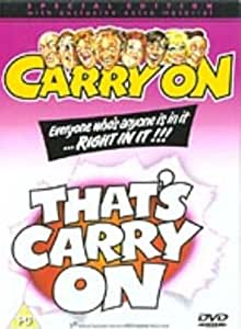 That's Carry On [DVD]