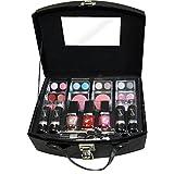 Gloss - caja de maquillaje, caja de regalo para mujeres - Caso de la belleza del modelo de manera