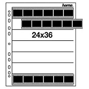 Hama Negativhüllen 260 x 310 mm (25 St.)