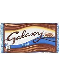 Galaxy Crispy Chocolate Block 102 g