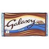 Galaxy Crispy Chocolate Block, 102 g