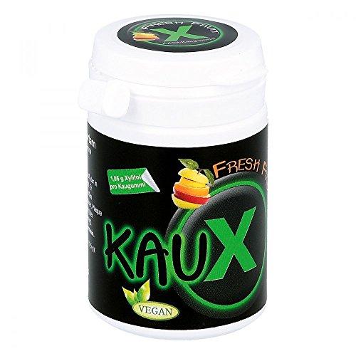 Kaux Zahnpflegekaugummi Fresh Fruit mit Xylitol 40 stk