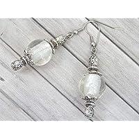 005be9e9c6b Amazon.co.uk: Glass - Earrings / Jewellery: Handmade Products
