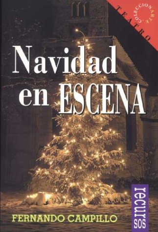 Navidad En Escena (Coleccin Arte Series/Art Collection Series)